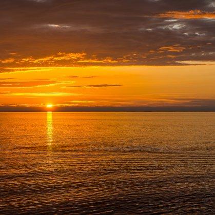 Krásné a ukidňující místo. Nabijte se energií, které zasílá slunce spolu s mořem.
