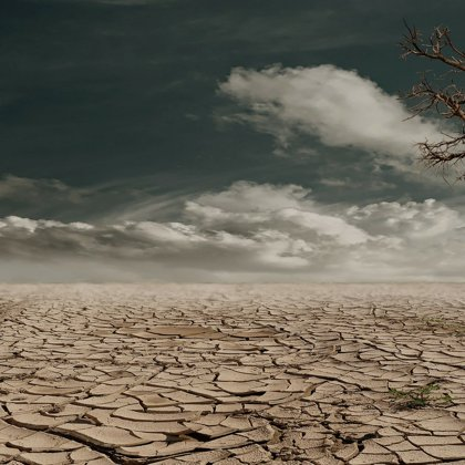 Naše planeta byla v minulosti bez života. Zkuste si to představit...
