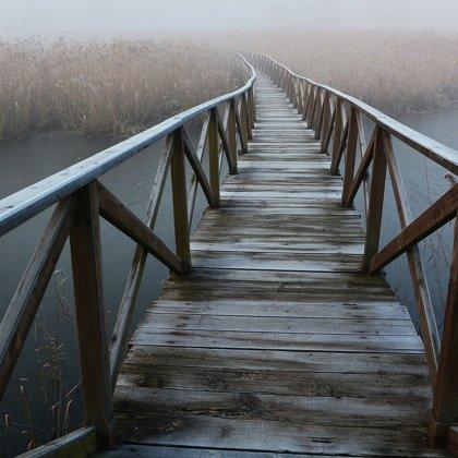 Strašidelné lávky a mosty